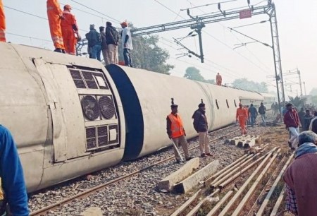 7 killed in Bihar rail mishap