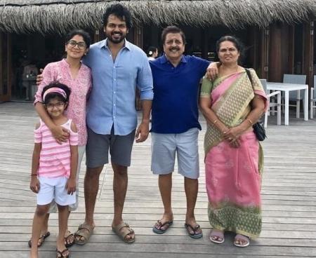 Actor Karthi to becomes daddy again! - Karthi- Suriya- Ranjani- pregnant-  Umayal karthi- Rashmika Mandanna- Sultan | Thandoratimes.com |