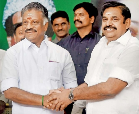 AIADMK releases candidates list for 20 LS seats, 18 Assembly ...