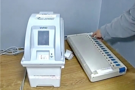 EC conducts VVPAT awareness campaign to voters