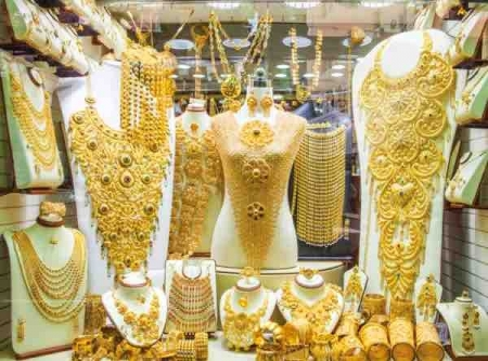 Gold Price Touches New High Crosses Rs