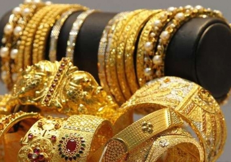 Gold prices continue to rise in Chennai - Gold- silver- prike hike ...