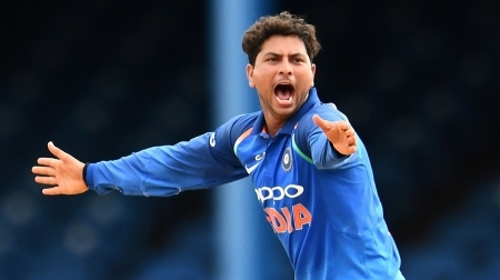 Kiwis bundled out for 157, Kuldeep takes four wickets Napier