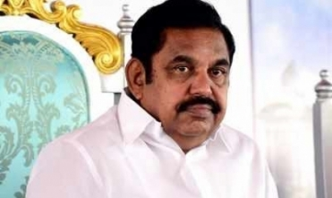 Bomb threat to CM Palaniswami's house