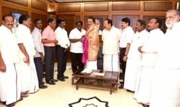 By-poll in 4 Assembly seats: Stalin holds meet with top leaders