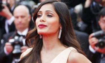 Freida Pinto leads fight against global warming