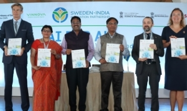 India, Sweden launch joint industrial R&D programme to address shared challenges