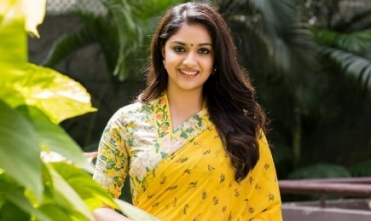 Keerthy Suresh to slim her physique for Hindi movie
