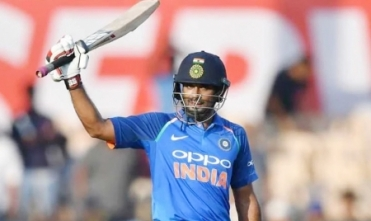 Rayudu helps India win fifth ODI