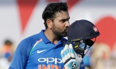 Rohit to captain India in fourth ODI, Kohli rested