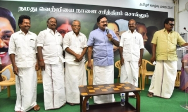 TTV becomes general secretary of AMMK
