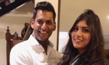 Vishal, Anisha Alla to get engaged 16 March