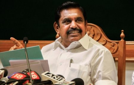 TN Chief Minster to be honoured with Paul Harris Fellow - Tamil ...