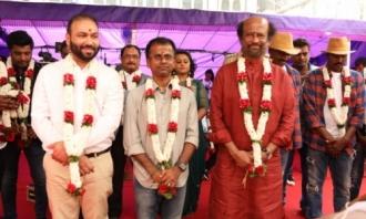 Darbar Movie Launch