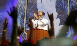 Rajinikanth Politics Meeting