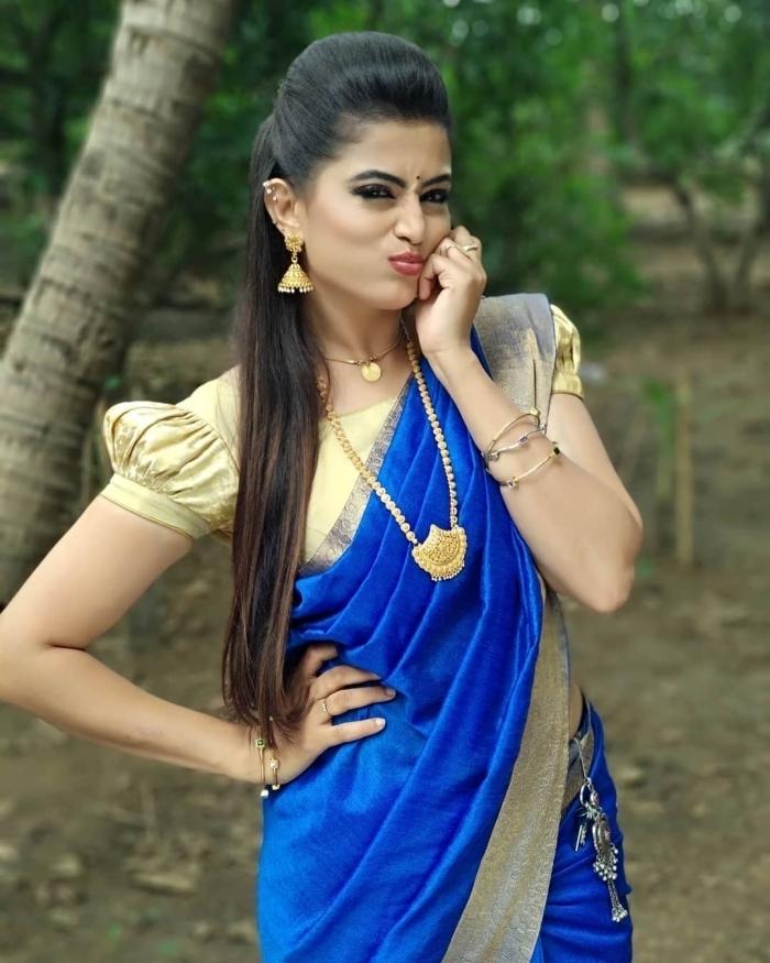 Actress Veena Ponnappa Photos